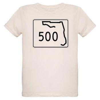 Route 500, Florida Organic Kids T-Shirt