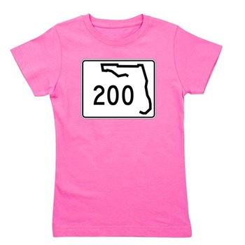 Route 200, Florida Girl's Tee