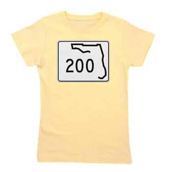 Route 200, Florida Girl's Tee