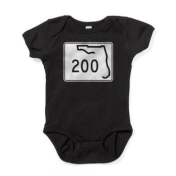 Route 200, Florida Baby Bodysuit