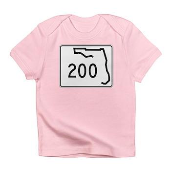 Route 200, Florida Infant T-Shirt