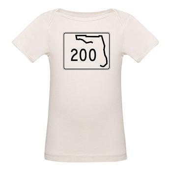 Route 200, Florida Organic Baby T-Shirt