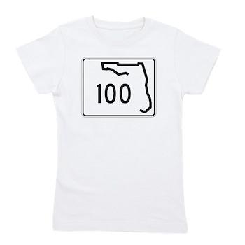 Route 100, Florida Girl's Tee