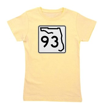 Route 93, Florida Girl's Tee