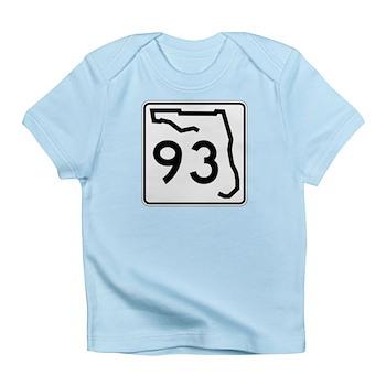 Route 93, Florida Infant T-Shirt