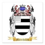 Marschallek Square Car Magnet 3