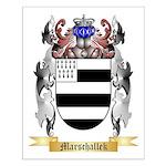 Marschallek Small Poster