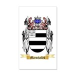 Marschallek 20x12 Wall Decal