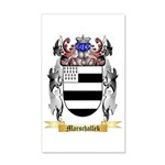 Marschallek 35x21 Wall Decal