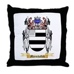 Marschallek Throw Pillow