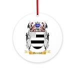 Marschall Round Ornament