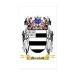 Marschalk Sticker (Rectangle 50 pk)