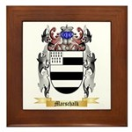 Marschalk Framed Tile