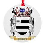 Marsalek Round Ornament
