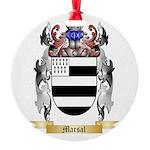 Marsal Round Ornament