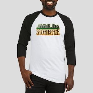 Stonehenge Baseball Jersey