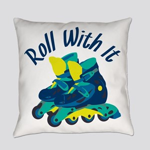 Roll With It Everyday Pillow