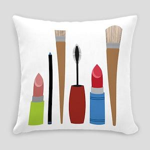 Makeup Tools Everyday Pillow