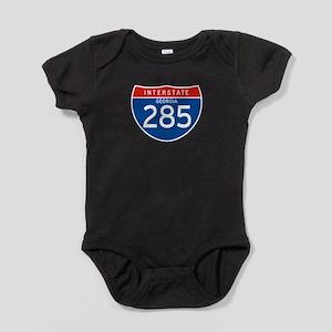 Interstate 285 - GA Baby Bodysuit