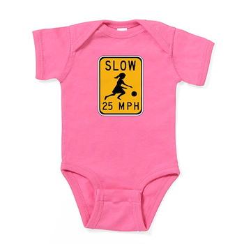 Slow 25 MPH Baby Bodysuit