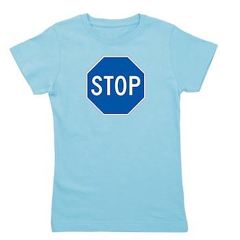Stop, Hawaii (US) Girl's Tee