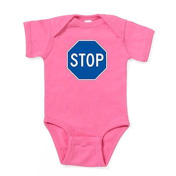 Stop, Hawaii (US) Baby Bodysuit