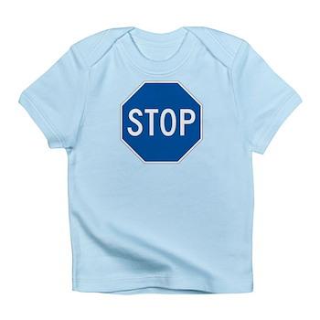 Stop, Hawaii (US) Infant T-Shirt
