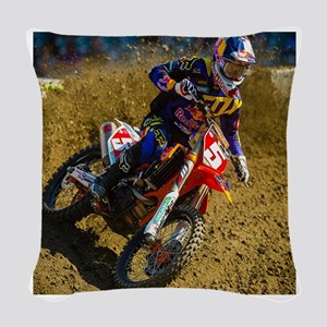 RD5 Dungey Woven Throw Pillow