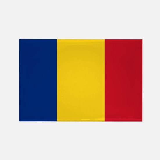 Romanian Flag Magnets