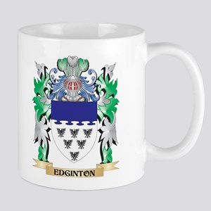 Edginton Coat of Arms (Family Crest) Mugs