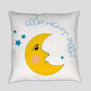 Good Night Moon Everyday Pillow
