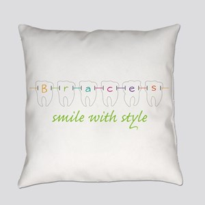 Smile With Style Everyday Pillow