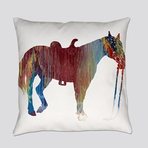 Horse Everyday Pillow