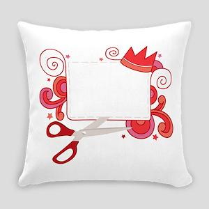 Coupon Cutter Everyday Pillow