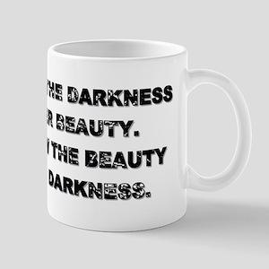DARKNESS & BEAUTY Mugs