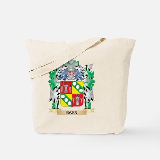 Egan Coat of Arms (Family Crest) Tote Bag