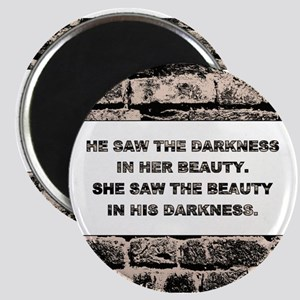 DARKNESS & BEAUTY Magnets