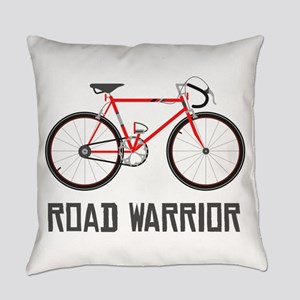 Road Warrior Everyday Pillow