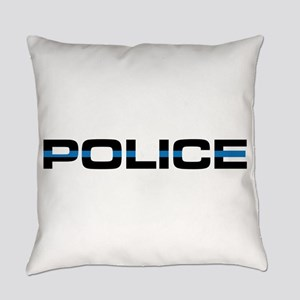 Police Everyday Pillow
