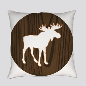 Woodsy Everyday Pillow