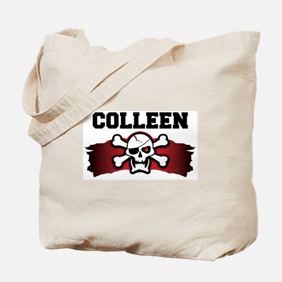 colleen is a pirate Tote Bag