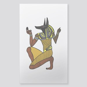 Anubis Sticker (Rectangle)