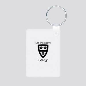 Foley Coat of Arms Keychains