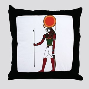 Ra Throw Pillow