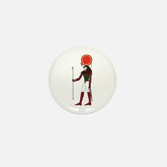 Ra Mini Button