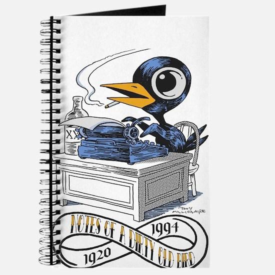 The Bukbird, an homage to Charles Bukowski by Tony