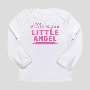 Mommys Little Angel Long Sleeve T-Shirt