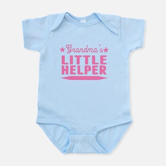 Grandmas Little Helper Body Suit