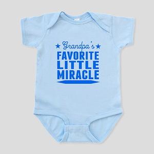 Grandpas Favorite Little Miracle Body Suit