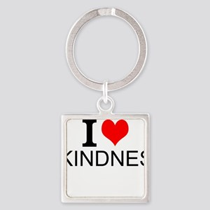 I Love Kindness Keychains